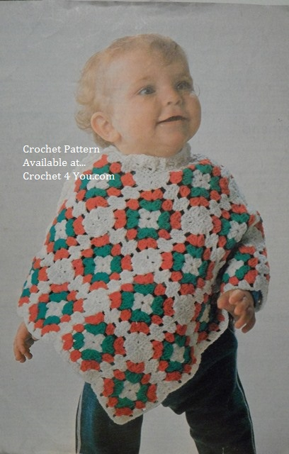 vintage baby crochet patterns