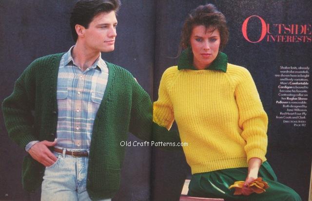 shaker knits