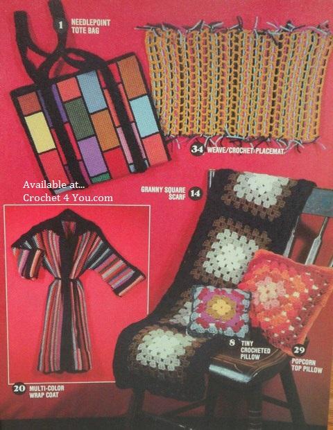 granny square items