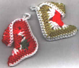 Search Results for ?Mini Christmas Stockings Crochet Free ...