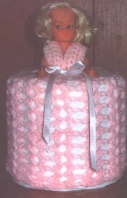 free doll tissue cover